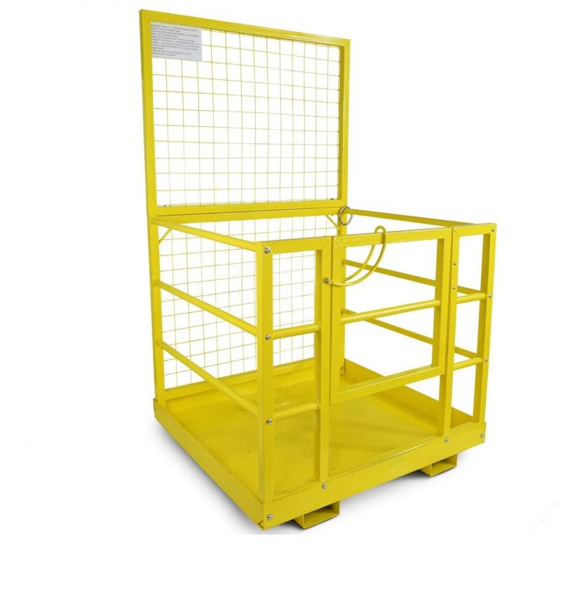 Montážné plošiny na ručně vedené vozíky