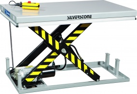 Zvedací plošina Silverstone HW1001, 1200x800 mm, 1000 kg