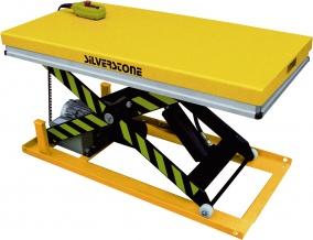 Zvedací plošina Silverstone HW 502-Y, 1200x800 mm, 500 kg