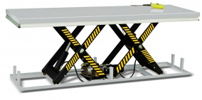 Zvedací plošina Silverstone LV 4000, 4000 kg